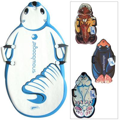 Snow Boogie Animal Design Arctic Slider Sledge Age 6+
