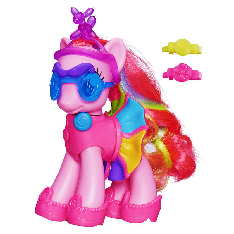 My Little Pony Rainbow Power Fashion Style Dress Up Figure Accessories Age 3
