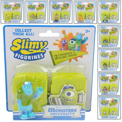 Childrens Monster University Slimy Figures Toys