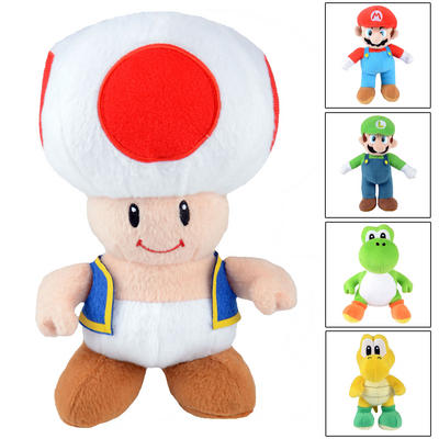 Childrens Nintendo Super Mario Plush Soft Toy