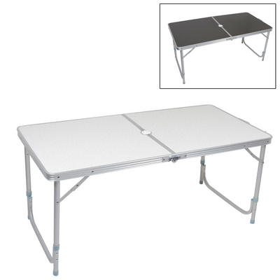 White Folding Camping Picnic Garden Table