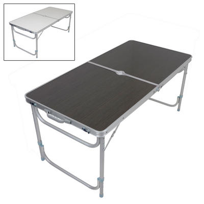 Superior White Camping Garden Picnic Table