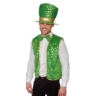 Adults St Patricks Set Fancy Dress Costume