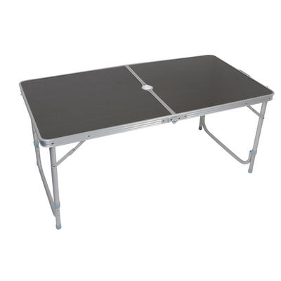 Black Folding Camping Picnic Garden Table