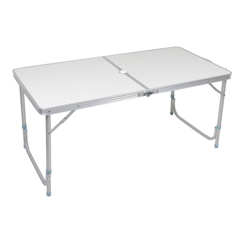 White Folding Camping Picnic Garden Table Preview