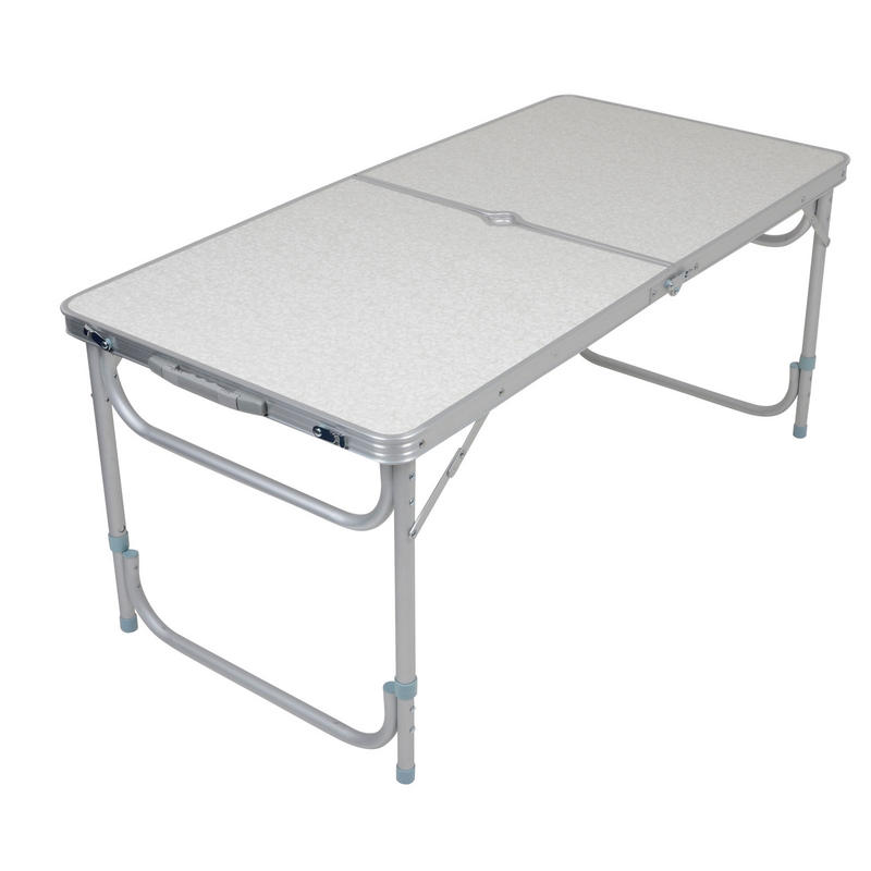 Superior White Camping Garden Picnic Table Preview