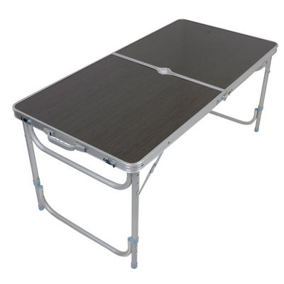 Superior Black Folding Camping Garden Picnic Table