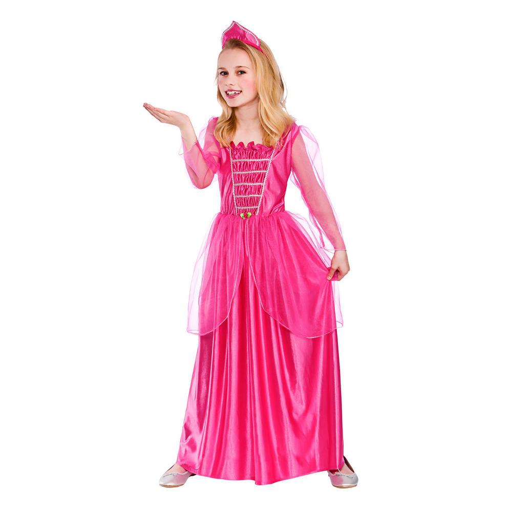 Halloween Girls Princess Fancy Dress Up Costume Outfits: Girls Darling Princess Fancy Dress Halloween Costume