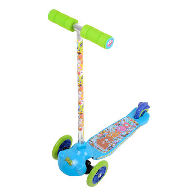 Childrens Moshi Monster Trail Twist Scooter