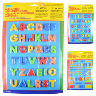 Childrens Magnetic Learning Board