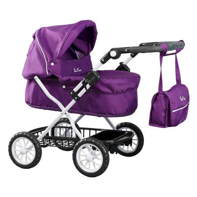 Silver Cross Ranger Dolls Toy Pram Damson