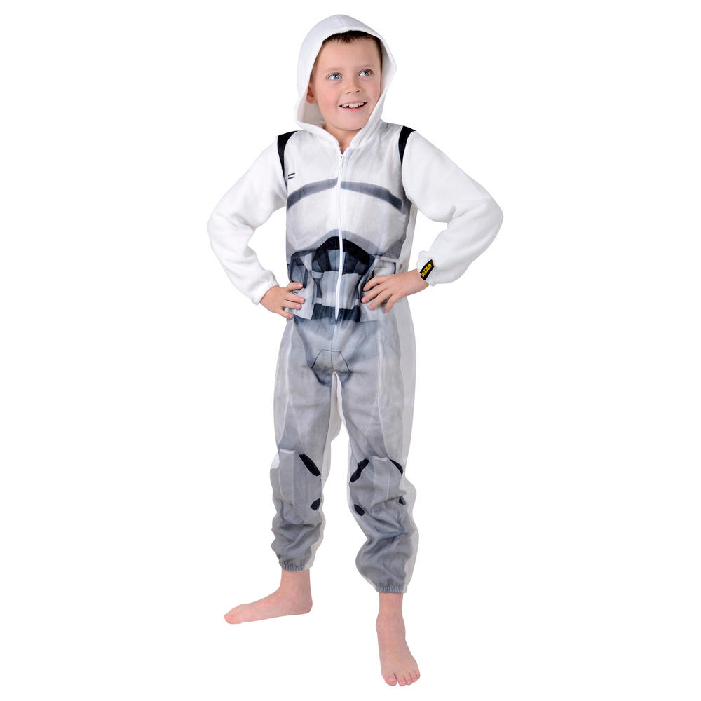 Childrens Storm Trooper Star Wars Onesie