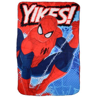 Childrens Marvel Spiderman Fleece Blanket