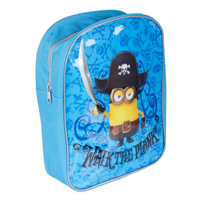 Kids Minion Walk The Plank Back Pack Bag