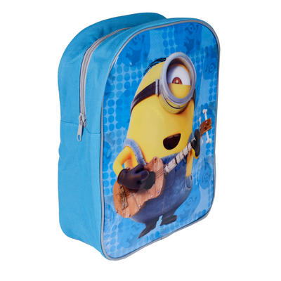 Kids Minion Singing Stuart Back Pack Bag