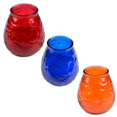 Baltus Long Burning Lowboy Glass Jar Candle