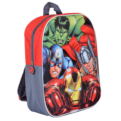 Kids Marvel Avengers Age Of Ultron 3D Junior Backpack