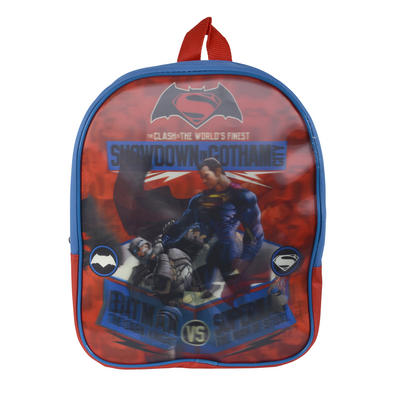 DC Comics Kids 3D Backpack Batman V Superman Dawn of Justice Bag