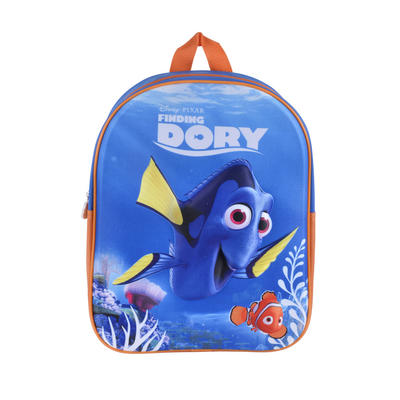 Disney Finding Dory Kids Backpack Junior 3D Boys Girls Bag