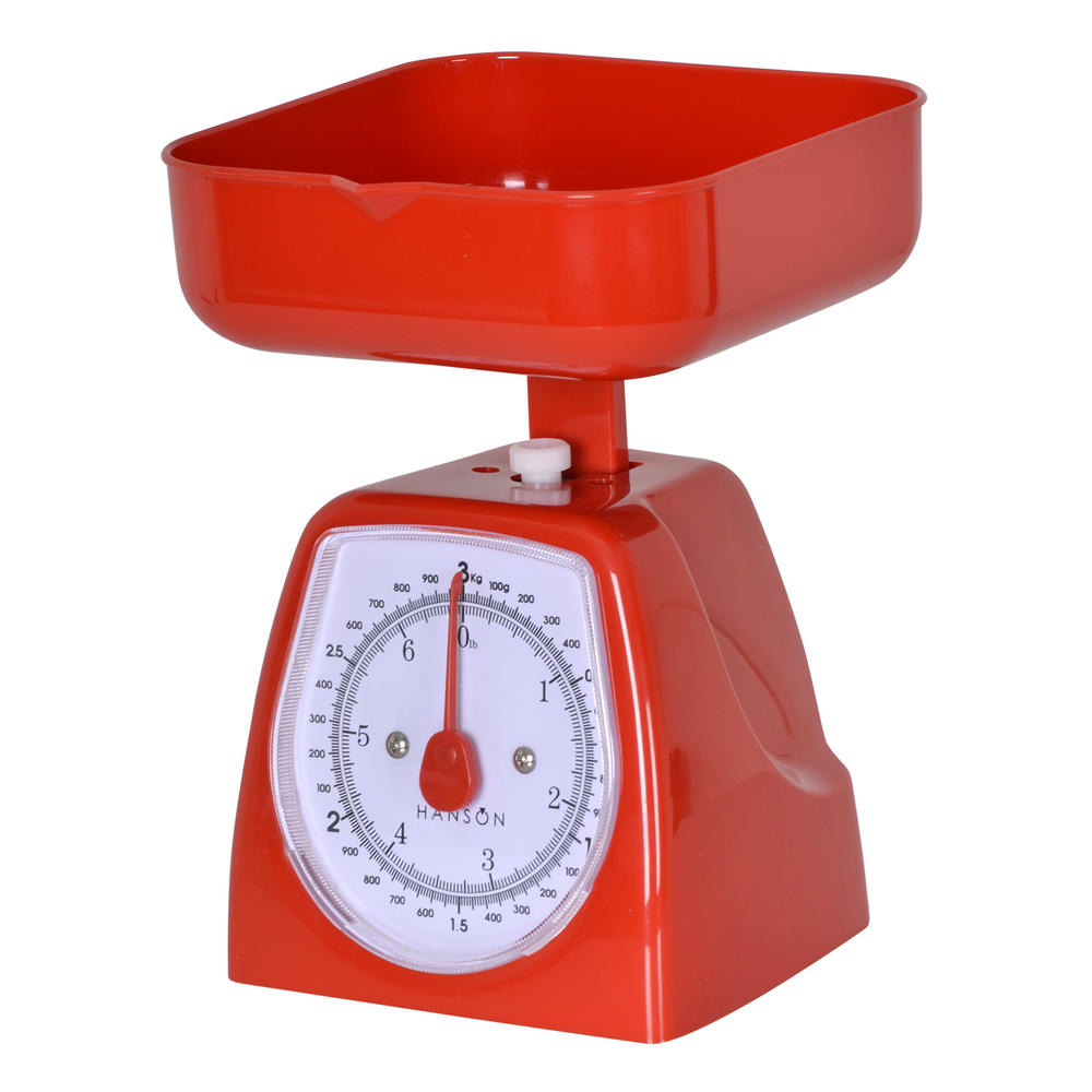 Mechanical 3kg kitchen scale baking cooking weighing for Perfect scale pro reviews