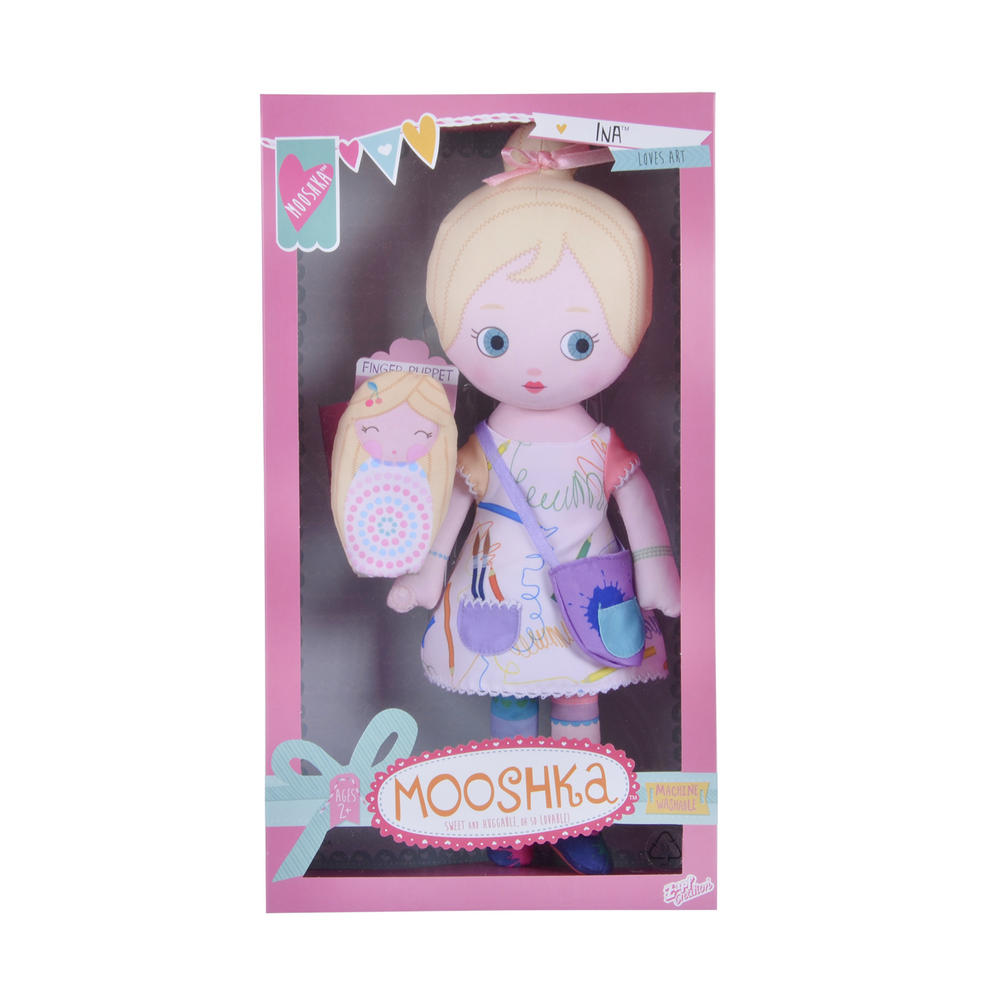 Toys For Girls Age 20 : Mooshka plush stuffed doll cm toy age kids tots girls