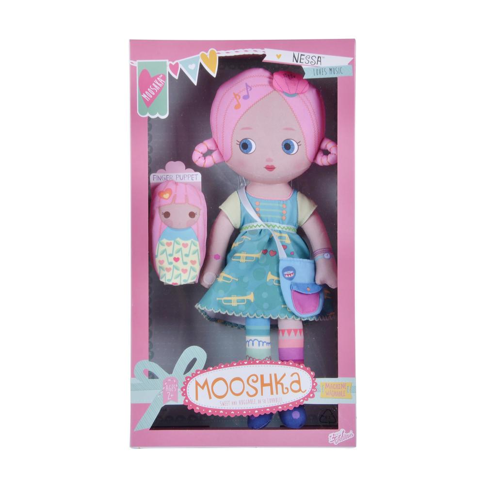 Toys For Age 2 : Mooshka plush stuffed doll cm toy age kids tots girls