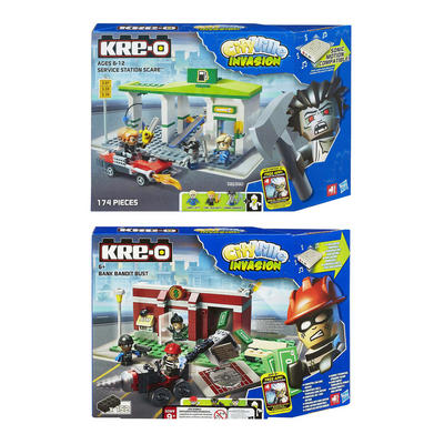 Kre-O Cityville Small Building Playset Construction Toy Age 6-12