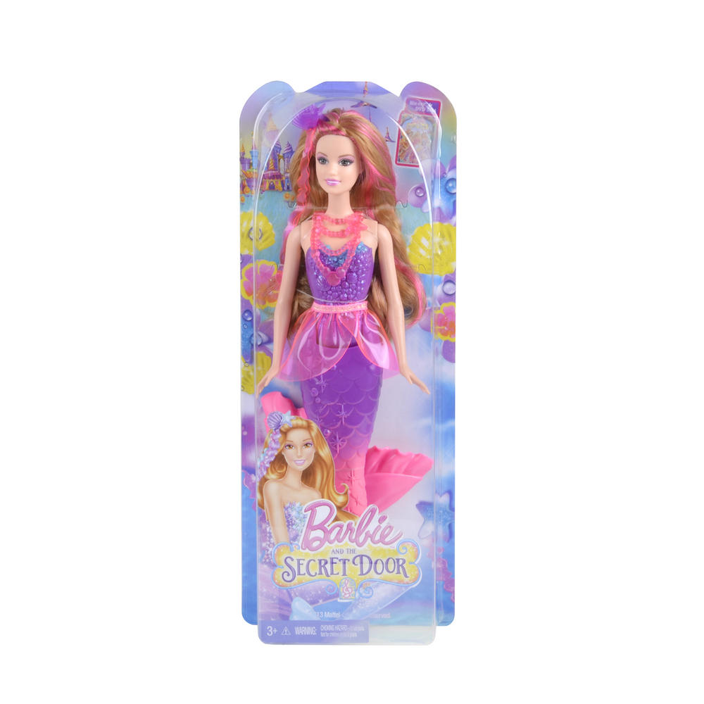 Barbie and the secret door doll magical fairy princess toy 3 for Princess fairy door