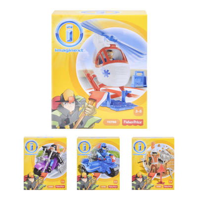 Fisher Price Imaginext Figure Playset Collectible Imagination
