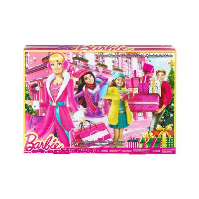 Barbie Advent Calendar Christmas 24 Fashion Accessories
