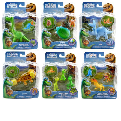 The Good Dinosaur Boxed Figure With Collectible Critter Toy