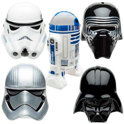 Star Wars 3D Character Kids Money Bank Cash Coins Novelty