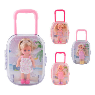 Evi Love Trolley Suitcase Girls Fashion Doll Toy Assortment