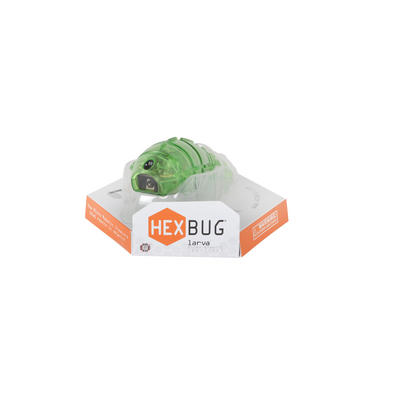 HEXBUG Larva Green Small Micro Robotic Creatures