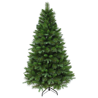Luxury Mixed Pine Artificial Christmas Tree Realistic 6ft 7ft