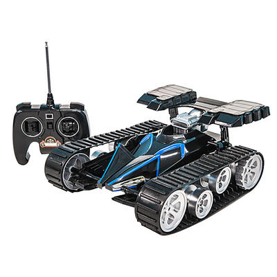 Remote Control Demolisher Car Turbo Track Buggy Toy Vehicle Speed Kids