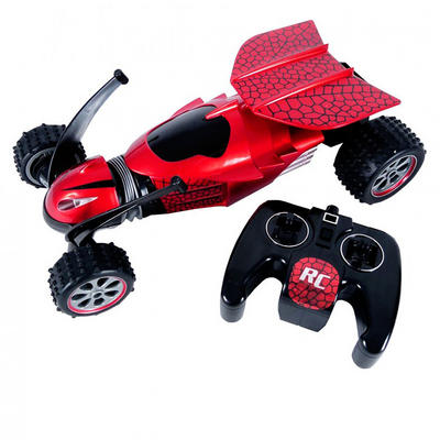 Remote Control Manti-z Fast Car Red Turbo Buggy Organic Power Toy Fast