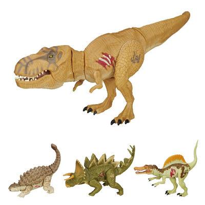 Jurrassic World Dinosaur Action Figure Chomping Bashing Attack Toy