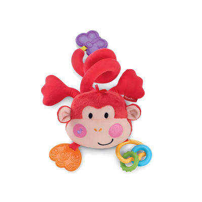 Fisher Price Discover And Grow Musical Monkey Baby Toy Age 0m+