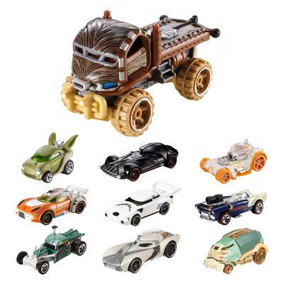 Hot Wheels Disney Star Wars Die Cast Character Car Toy Age 3+