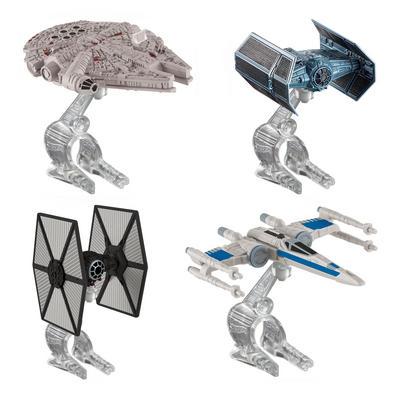 Hot Wheels Disney Star Wars Die Cast Starship Vehicle Toy Age 4+