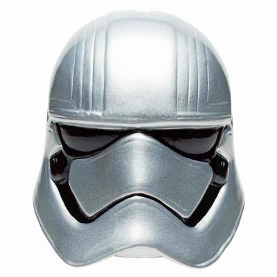 3D Star Wars Captain Phasma Money Bank Box Savings Cash Coins
