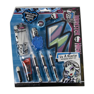 Monster High Be A Monster Voltageous Full Makeup Set