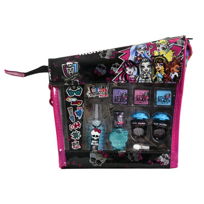 Monster High Fashion Fright Beauty Bag Makeup Set and Hand Bag