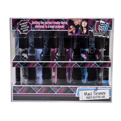 Monster High Mad Science Party Glitter Lab Makeup