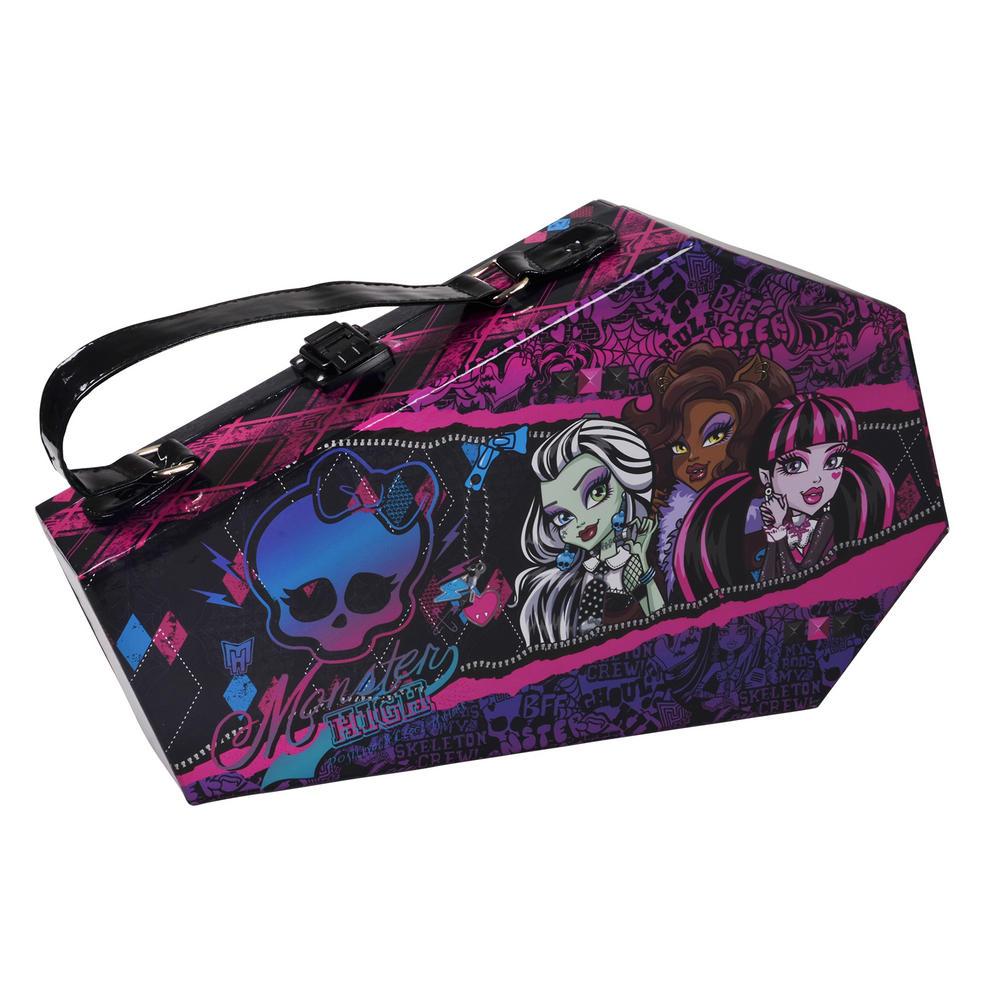 monster high coffin makeup kit wwwimgkidcom the