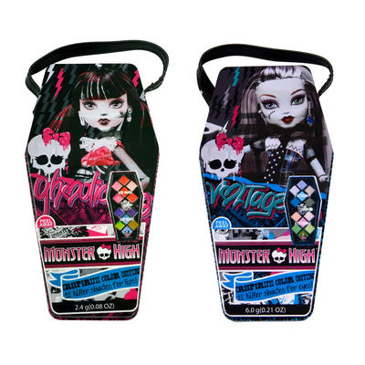 Monster High Coffin Tin Make Up Set