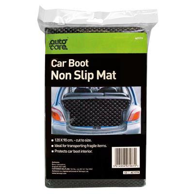 Non Slip Car Boot Mat Protector Liner Autocare 120x90cm