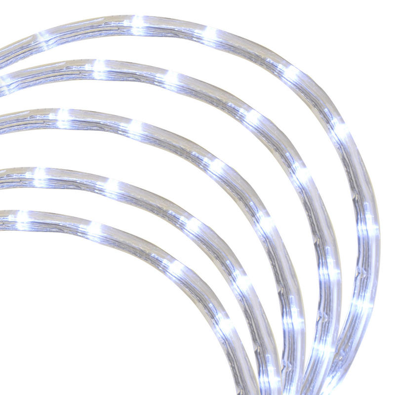 High Quality Multi Function Decorative Elegant Style Led: 12m Multi Function Rope Light Garden/Home/Commercial