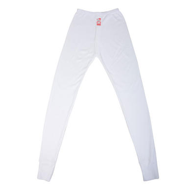 Mens Thermal Underwear Long Johns White XL New